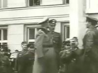 Wspólna defilada Armii Czerwonej i Wehrmachtu w Brześciu 1939 r.