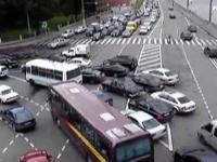 Jak skręcać w lewo w Moskwie