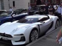 Citroen GT w Londynie