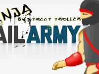 Wredny Ninja w akcji - FailArmy