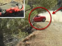 Wypadek Ferrari