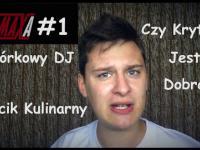 KĄCIK KULINARNY | KRYTYKA | KOMÓRKOWY DJ - NA MAXA #1