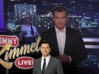 Matt Damon porwał Jimmego Kimmel