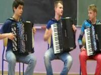 Dj Antoine & The Beat Shakers - Ma Cherie - Cover na akordeonach