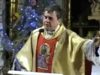 Egzorcyzmy na mszy u ks.Natanka