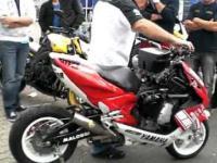 Yamaha Aerox 1000cc (Najmocniejszy skuter na świecie)