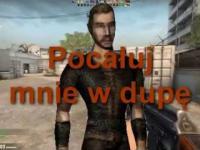 Counter Strike - Śmieszne rozmowy + trolling #1