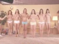 Ciekawy pomysł na wykorzystanie nagich ciał i cenzury