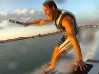 Barefooting - do narciarstwa wodnego wcale nie potrzeba nart