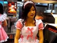 Pracownicy McDonald w Tajwanie
