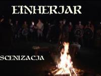 Obrzędy Wikingów - Einherjar