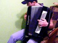 Lamours tou jours Gigi D'agostino na akordeonie
