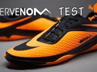 Nike Hypervenom Test
