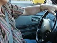 Meksykański taksówkarz vs Porshe turbo