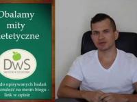 Dietetyk w Szczecinie: Fakty i mity dietetyczne vol 001