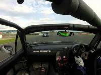 Cwaniak na torze wyścigowym