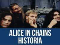 Alice in Chains, Layne Staley - Historia