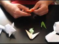 Origami Róża łatwa FULL HD /Działająca wersja