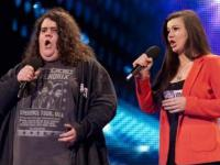 Charlotte & Jonathan - Britain's Got Talent 2012