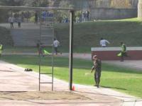 Przed nimi nie uciekniesz, czyli jak chillijska armia radzi sobie podczas wyścigu z przeszkodami