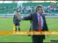Janusz Wójcik show: Groclin-Widzew