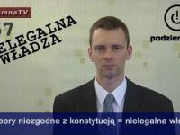 PO i PiS RAZEM robią nas w konia: Wybory niezgodne z Konstytucją!