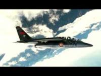 Widoki z perspektywy pilota myśliwca