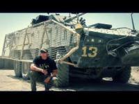 Polski żołnierz nagrał hiphopowy kawałek w Afganistanie!!