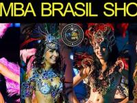 Tancerki samby. Samba show. Karnawał rio!