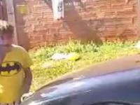 Reakcja 11-latka na zatrzymanie przez policję