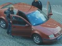 Wsiadanie do obcych samochodów