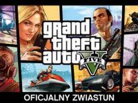 Grand Theft Auto V Oficjalny zwiastun