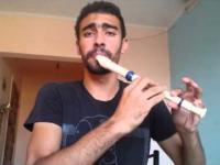Beatbox na flecie