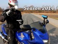 Radość z jazdy motocyklem