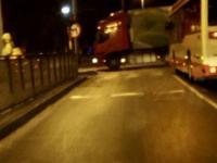 Niespodzianka na skrzyżowaniu....