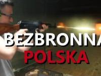 BEZBRONNA POLSKA