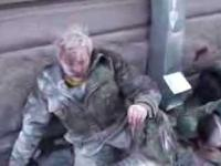 Film nagrany po ataku Berkutu [+18]