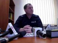 Szokujący materiał z Komendy Powiatowej Policji w Szczecinku