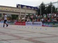 Chiny - perfekcyjny występ Polaka