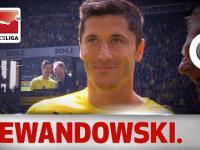 Najlepsze Momenty Roberta Lewandowskiego w BVB