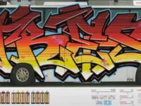 StyleWars graffiti