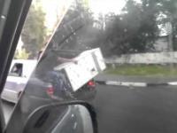 Transport lodówki w Rosji