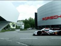 Audi wita Porsche