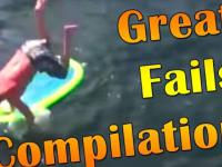 Ultimate Great Fails Compilation 2015! - Best Compilation!