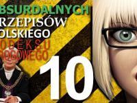 10 Absurdalnych przepisów polskiego kodeksu drogowego