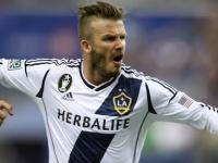 David Beckham nie daje o sobie zapomnieć
