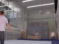 Helikopter i ping pong