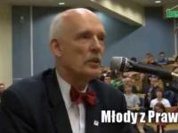 Janusz Korwin-Mikke - O niepełnosprawnych