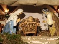 Kolejarska Szopka Bożonarodzeniowa