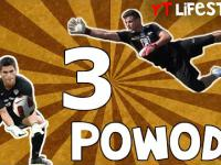 3 powody, dlaczego bramkarze Ekstraklasy nie mają lekkiego życia | YT Lifestyle